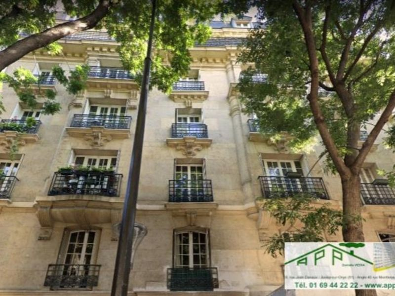 Sale apartment Paris 18 634 900€ - Picture 1