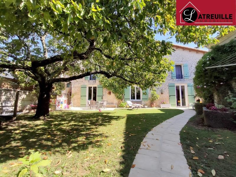 Vente maison / villa Gemozac 245575€ - Photo 1