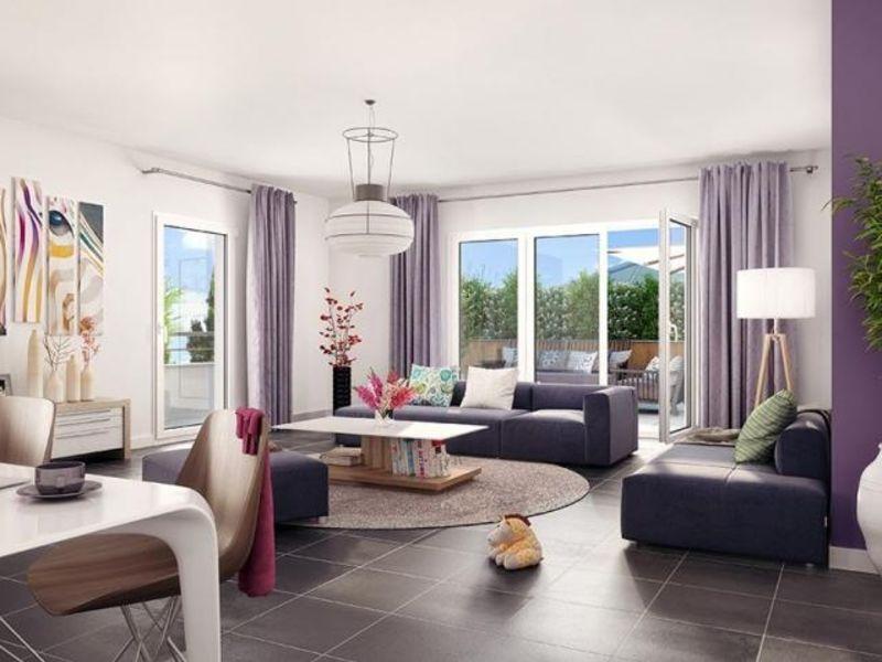 Sale apartment Meudon la foret 393000€ - Picture 1