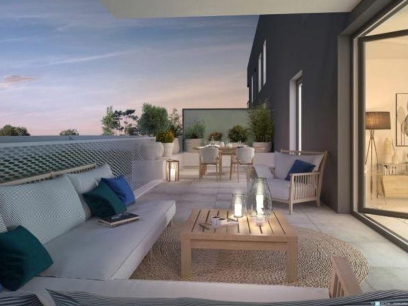 Vente appartement Meudon la foret 780000€ - Photo 2
