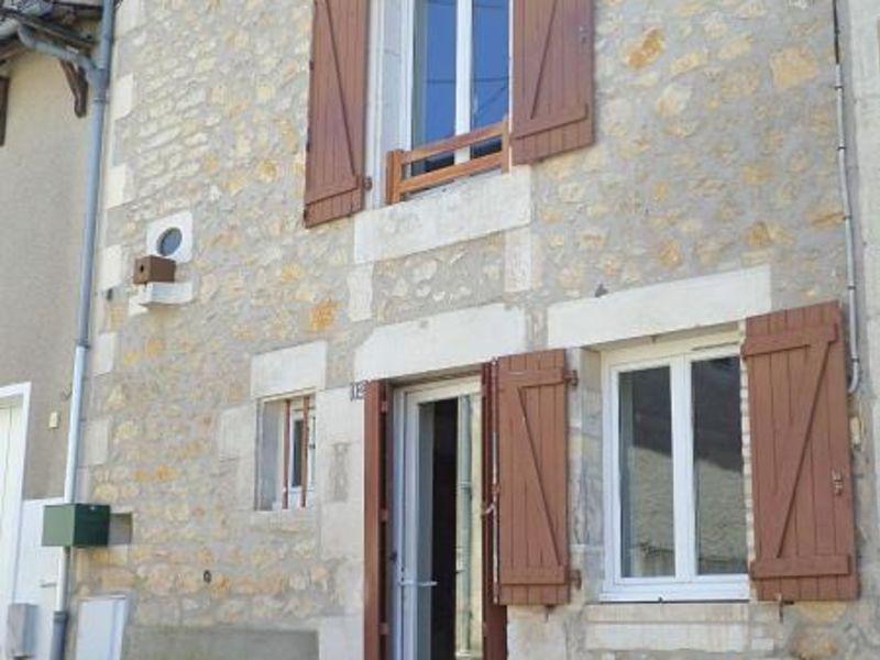 Vente maison / villa Chauvigny 49000€ - Photo 1