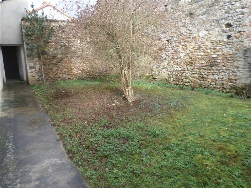 Vente maison / villa Lussac les chateaux 60000€ - Photo 3