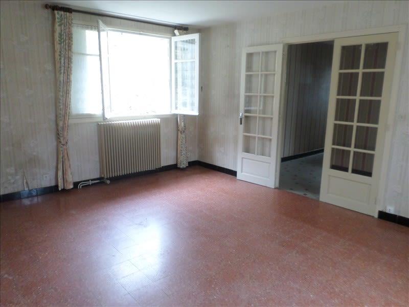 Vente maison / villa Lussac les chateaux 60000€ - Photo 5