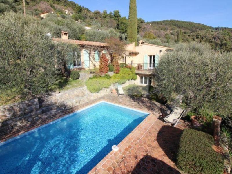 Vente maison / villa Le tignet 749000€ - Photo 2