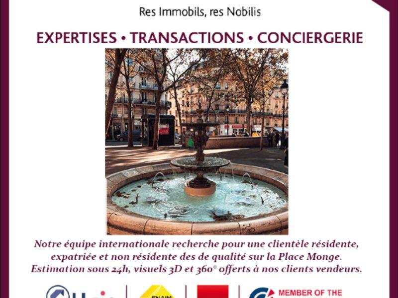 Vermietung wohnung Paris  - Fotografie 2