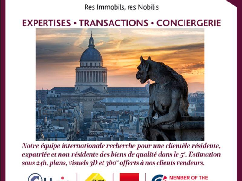 Vermietung wohnung Paris  - Fotografie 3