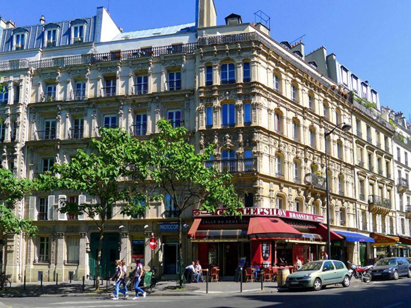 Vermietung wohnung Paris  - Fotografie 6