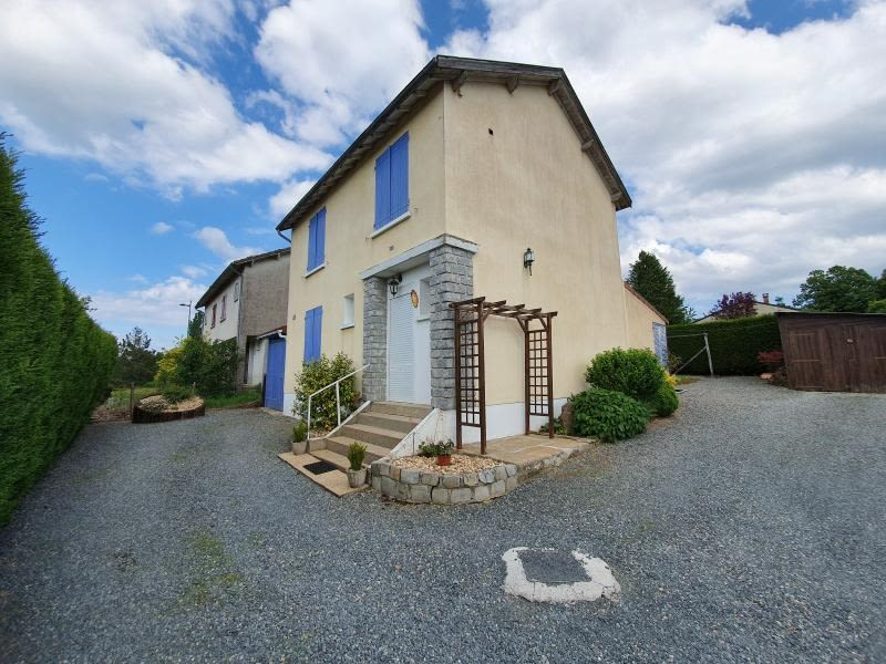 Vente maison / villa Les cars 85 600€ - Photo 1