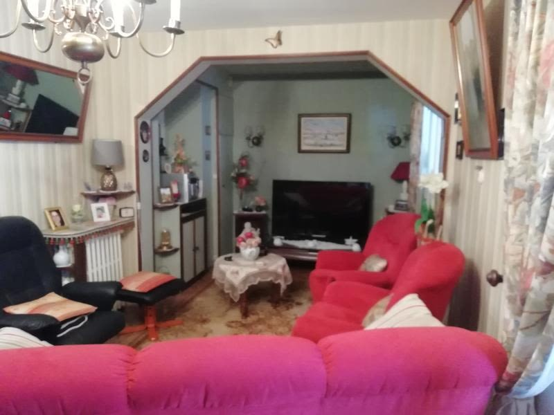 Vente maison / villa Les cars 85 600€ - Photo 5