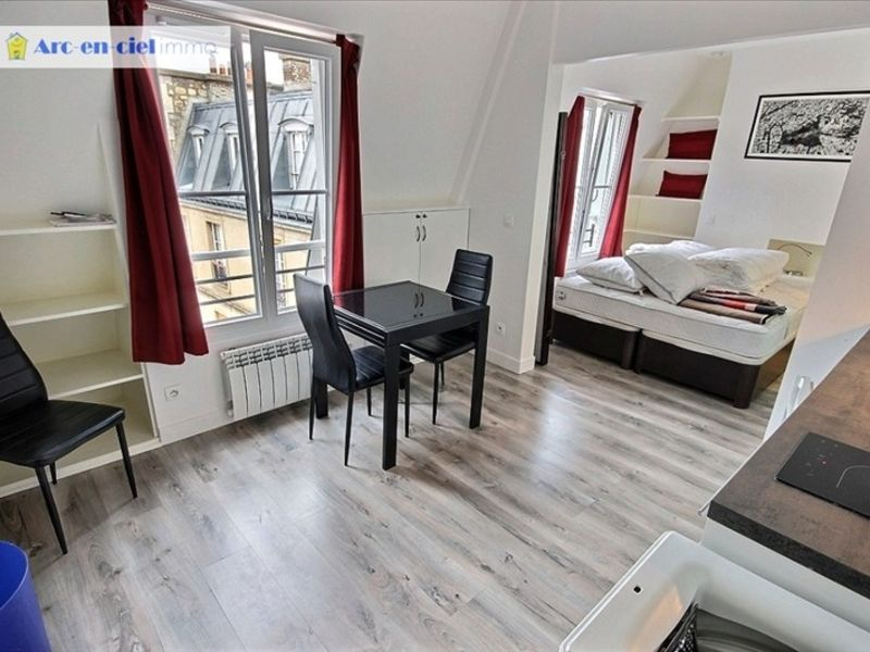 Rental apartment Paris 1 100€ CC - Picture 1