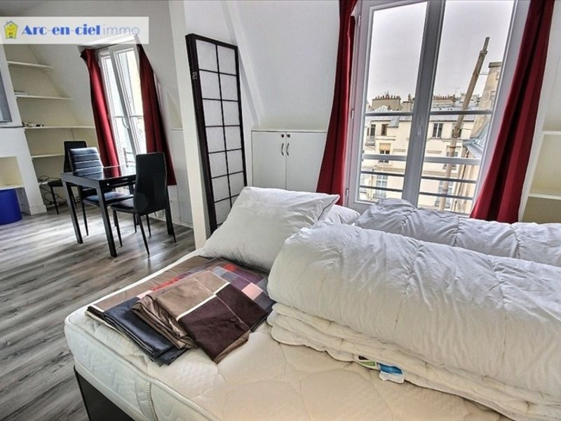 Rental apartment Paris 1 100€ CC - Picture 6
