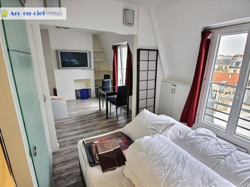 Rental apartment Paris 1 100€ CC - Picture 7