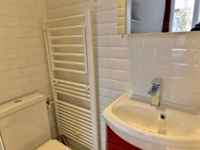 Rental apartment Paris 1 100€ CC - Picture 10