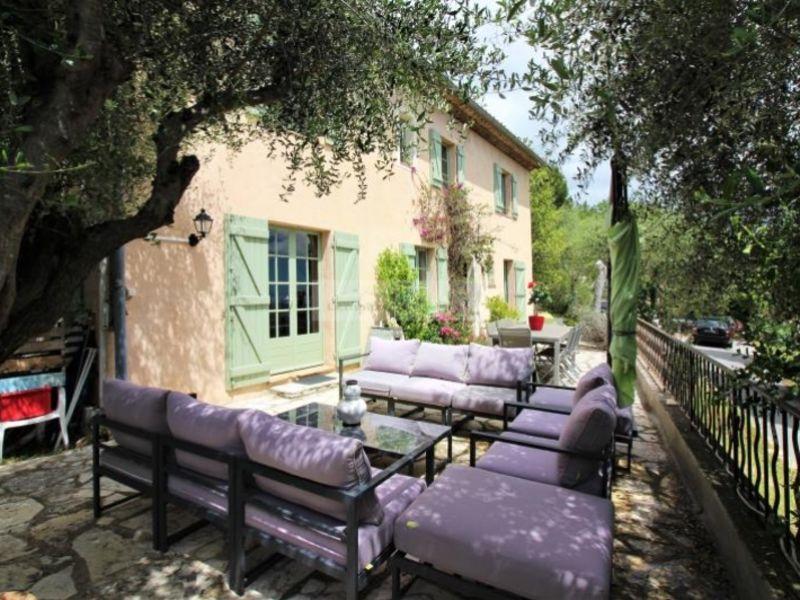 Vente maison / villa Le tignet 675000€ - Photo 2