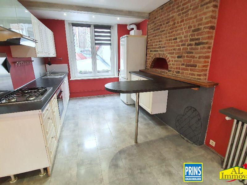 Sale apartment Aire sur la lys 141000€ - Picture 2
