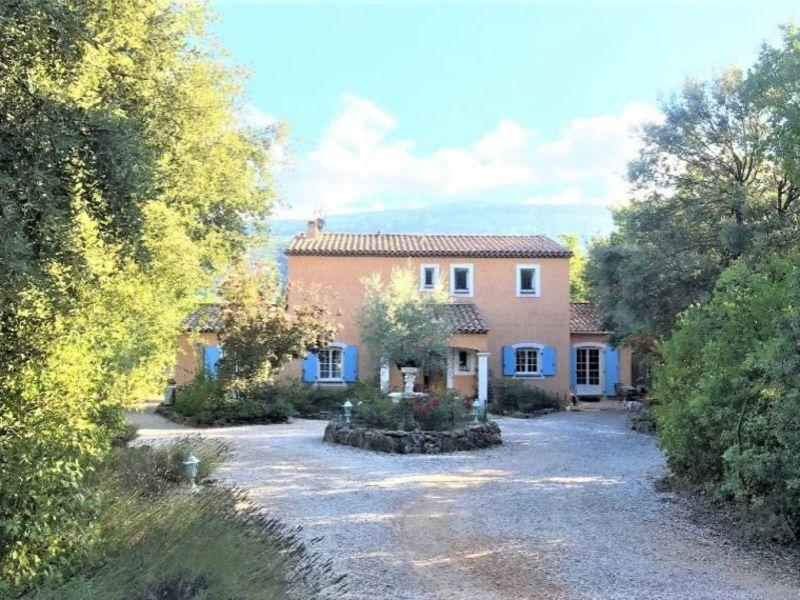 Vente maison / villa Nans les pins 770000€ - Photo 2