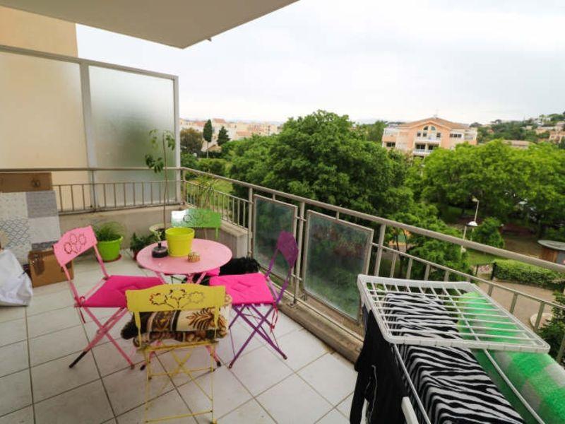 Sale apartment Cannes la bocca 243000€ - Picture 1