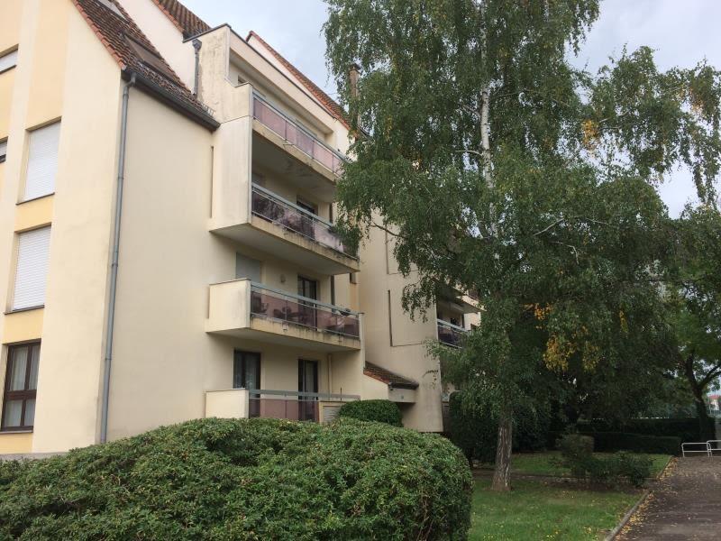 Strasbourg - 2 pièce(s) - 44.73 m2 - Rez de chaussée
