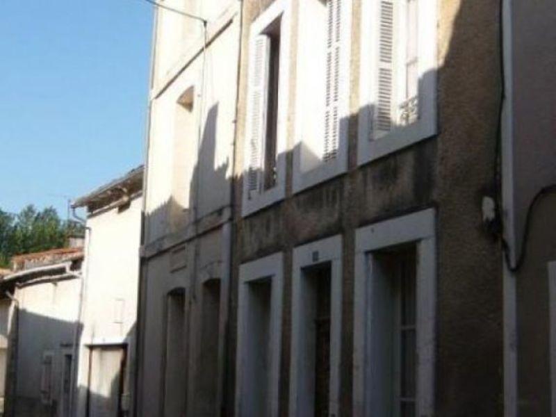 Vente maison / villa La mothe st heray 59400€ - Photo 1
