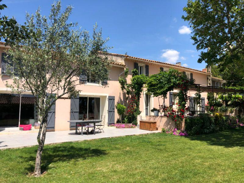 Vente maison / villa Aix en provence 750000€ - Photo 2