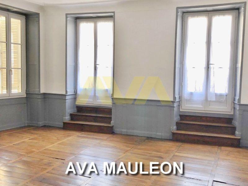 Rental apartment Mauléon-licharre 300€ CC - Picture 1