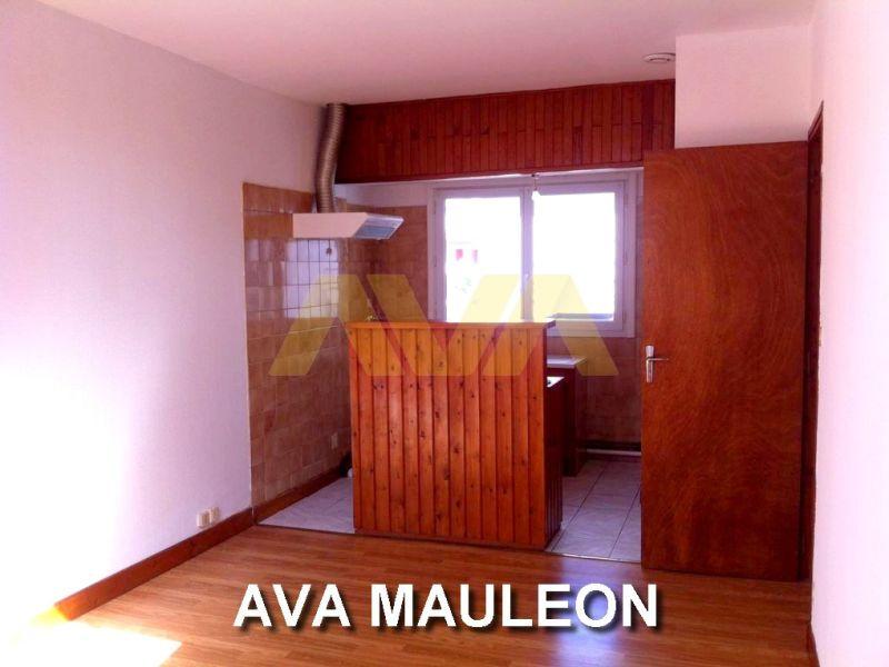 Rental apartment Mauléon-licharre 313€ CC - Picture 1