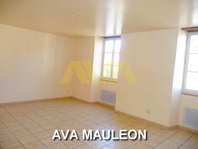Rental apartment Mauléon-licharre 410€ CC - Picture 1