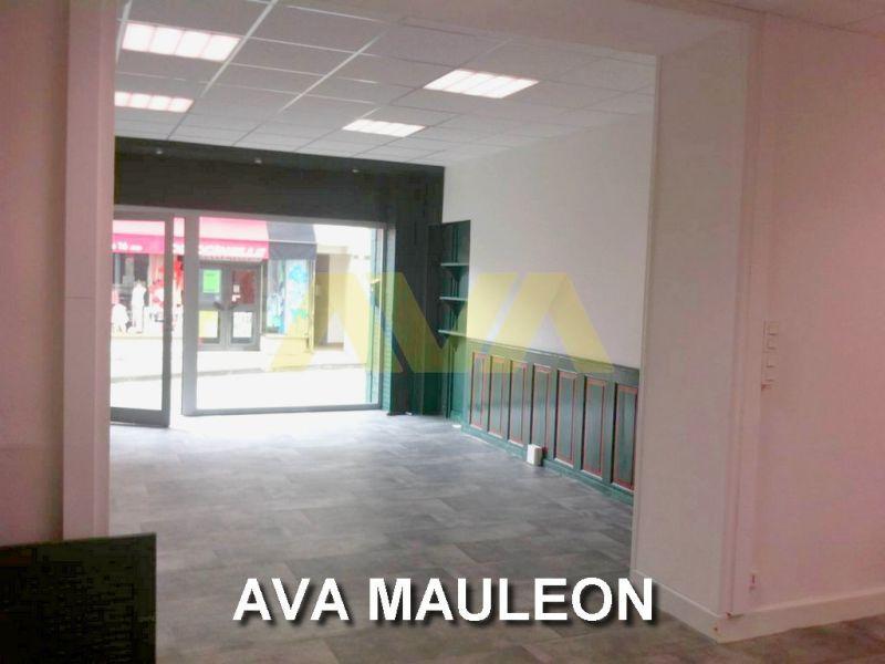 Location local commercial Mauléon-licharre 450€ CC - Photo 1