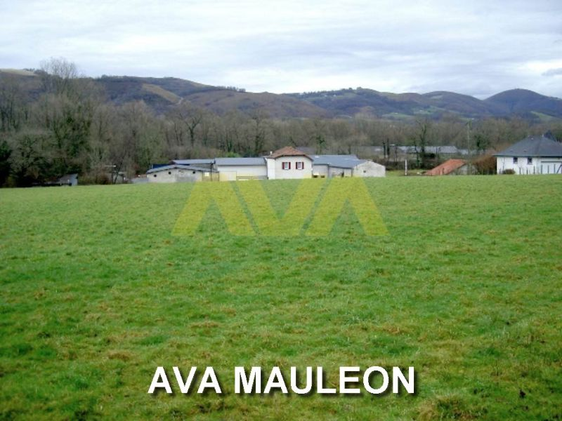 Verkauf grundstück Mauléon-licharre 42000€ - Fotografie 1