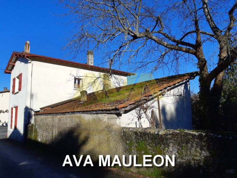 Vente maison / villa Mauléon-licharre 59 500€ - Photo 1
