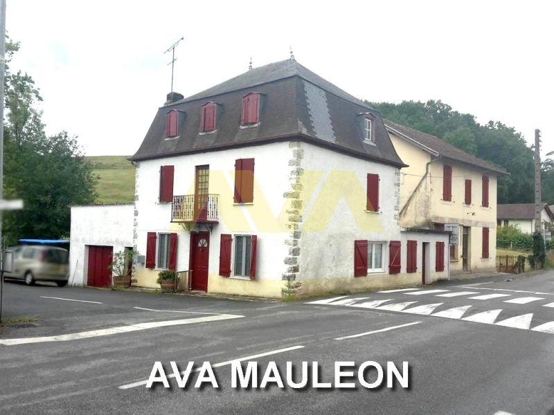 Vente maison / villa Mauléon-licharre 100000€ - Photo 1