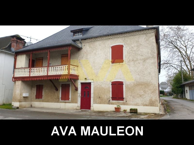 Sale house / villa Mauléon-licharre 97 500€ - Picture 1