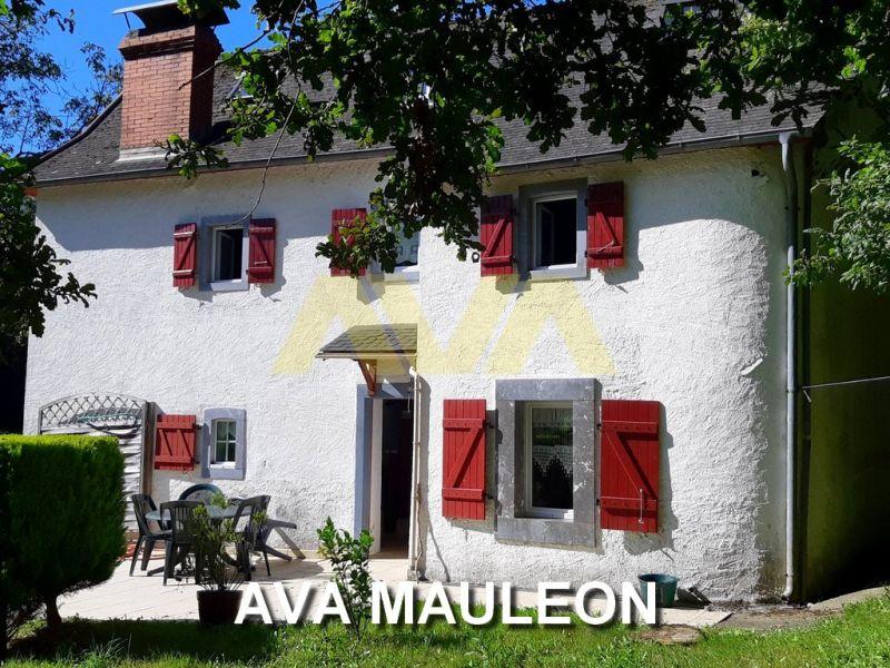 Sale house / villa Mauléon-licharre 120000€ - Picture 1