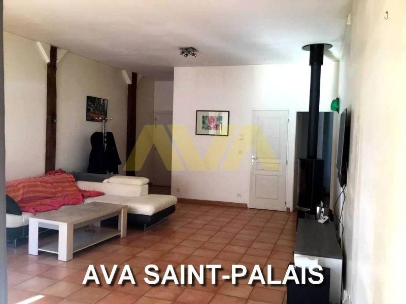 Vente appartement Saint-palais 138000€ - Photo 1