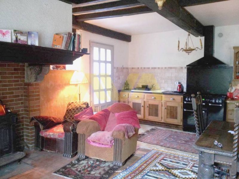 Vente maison / villa Sainte-engrace 158000€ - Photo 3