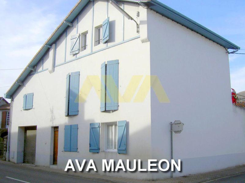 Sale building Mauléon-licharre 154000€ - Picture 1