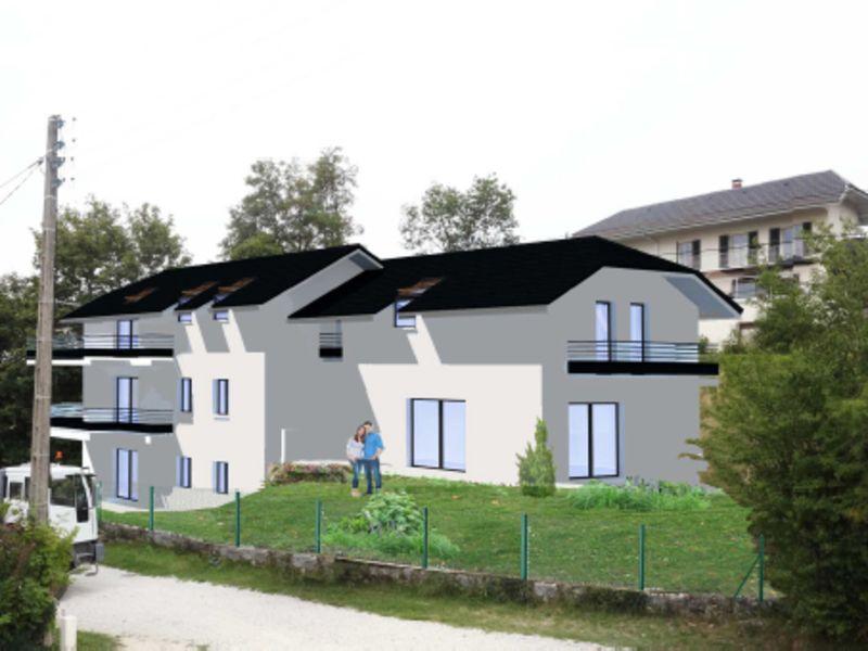 Sale apartment Aix les bains 374000€ - Picture 1