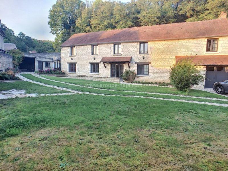 Revenda casa Cires-lès-mello 374000€ - Fotografia 8