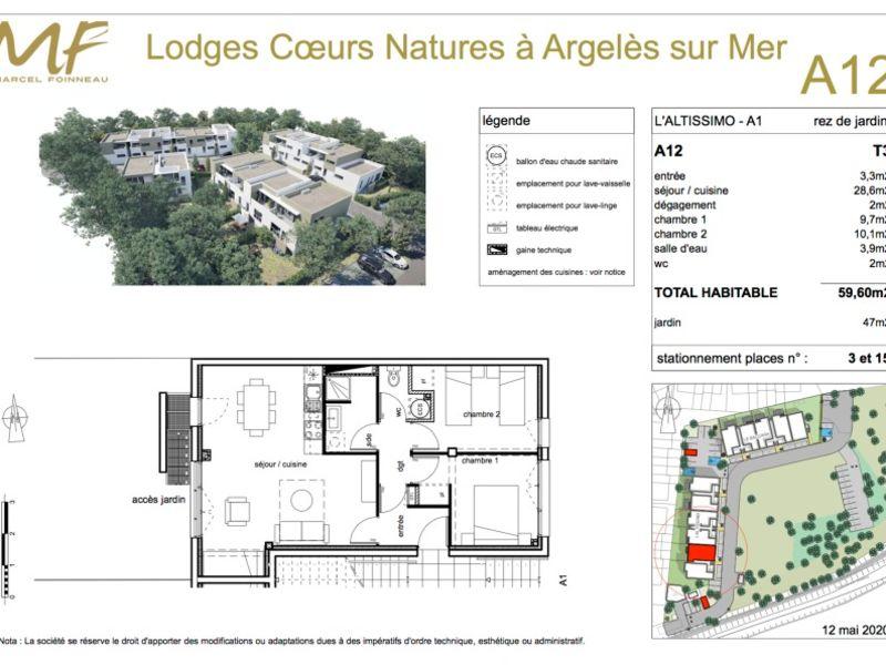Vente appartement Argeles sur mer 250539€ - Photo 3