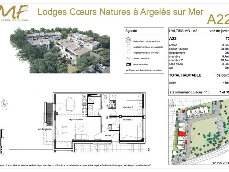 Vente appartement Argeles sur mer 249179€ - Photo 3