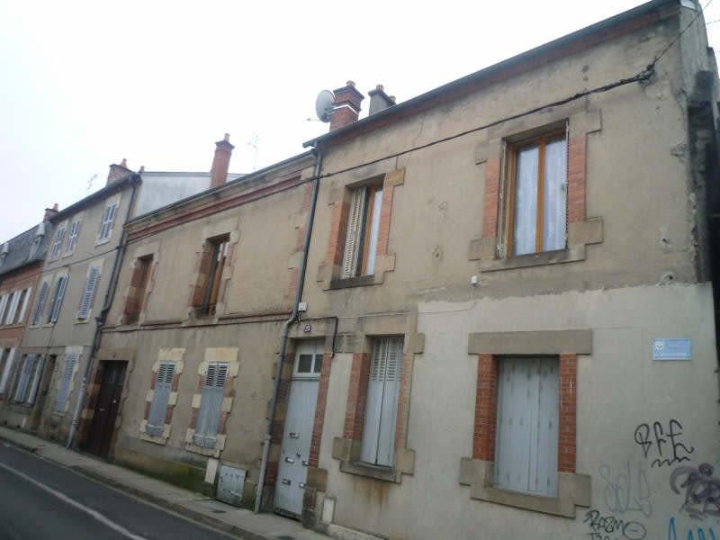 Sale building Moulins 155150€ - Picture 1