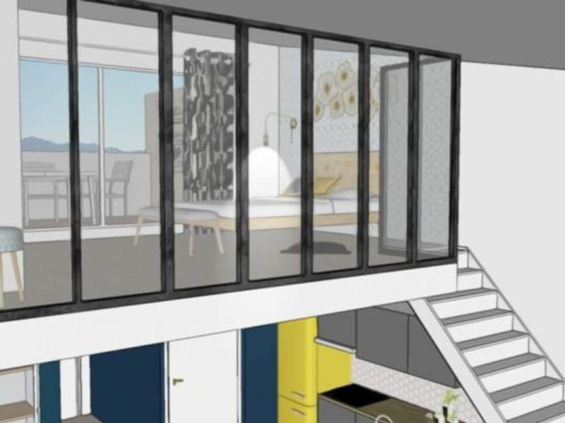 Sale apartment Cadenet 145000€ - Picture 4