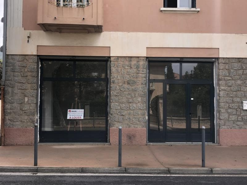 Location local commercial L ile rousse 1 600€ HC - Photo 1