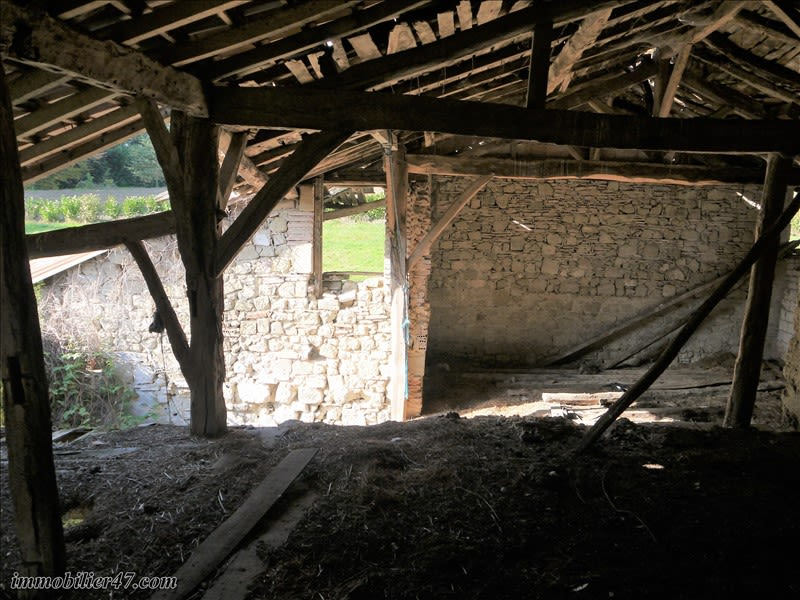 Verkoop  huis Tombeboeuf 69500€ - Foto 9