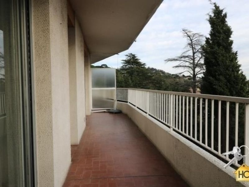 Sale apartment La bocca 144000€ - Picture 1