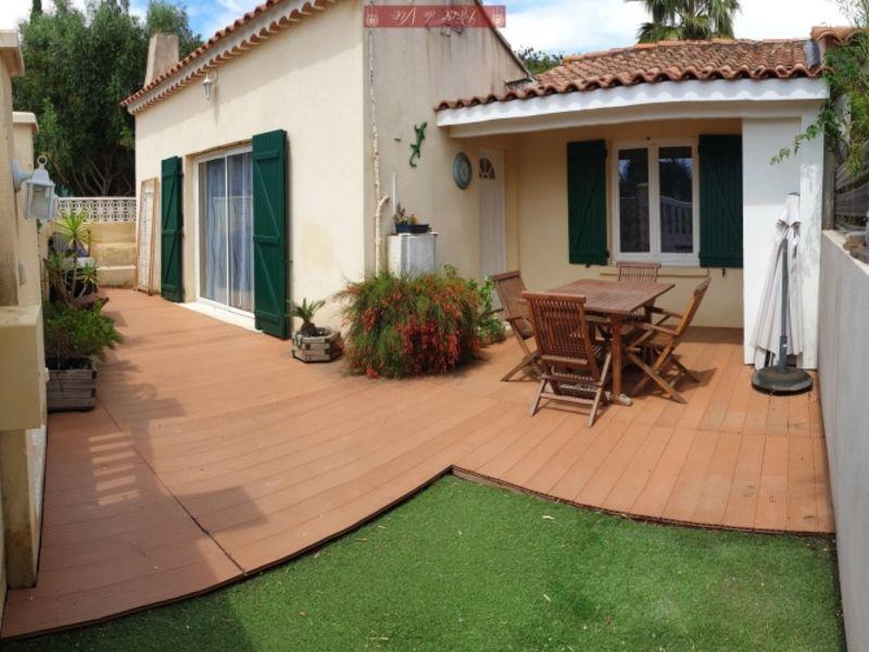 Sale house / villa Bormes les mimosas 280000€ - Picture 1