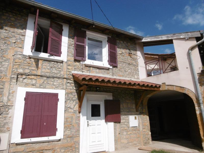 Location maison / villa Bully 910€ CC - Photo 7