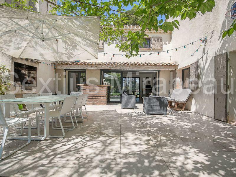 Vente maison / villa Venelles 1180000€ - Photo 1