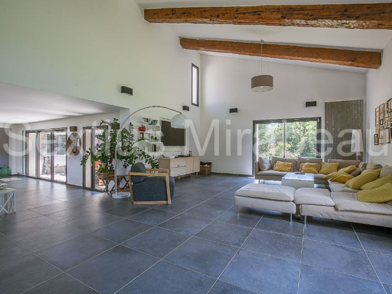 Vente maison / villa Venelles 1180000€ - Photo 2