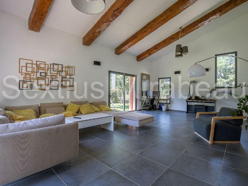 Vente maison / villa Venelles 1180000€ - Photo 3